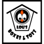 Lou's Boxes and Toys